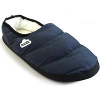 Zapatos Pantuflas Nuvola. Zapatilla de estar por casa NUVOLA®,Marbled Chill. Dark Navy