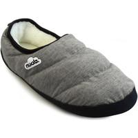Zapatos Pantuflas Nuvola. Zapatilla de estar por casa NUVOLA®,Marbled Chill. Grey