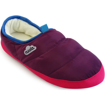 Zapatos Pantuflas Nuvola. Zapatilla de estar por casa NUVOLA®,Classic Party. Purple