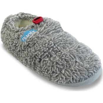 Zapatos Pantuflas Nuvola. Zapatilla de estar por casa NUVOLA®,Classic Cloud Polar. Grey