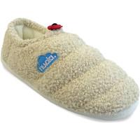 Zapatos Pantuflas Nuvola. Zapatilla de estar por casa NUVOLA®,Classic Sheep. Cream