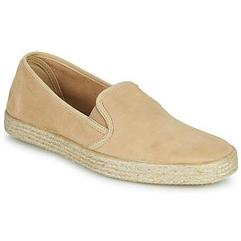 Zapatos Hombre Mocasín 1789 Cala AZUR ESCALE Beige