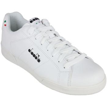 Zapatos Hombre Zapatillas bajas Diadora impulse i c0351 Negro