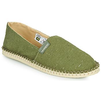 Zapatos Alpargatas Havaianas ESPADRILLE ECO Verde