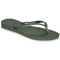 Zapatos Mujer Chanclas Havaianas SLIM Verde