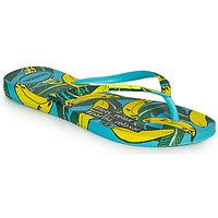 Zapatos Mujer Chanclas Havaianas SLIM SUMMER Azul