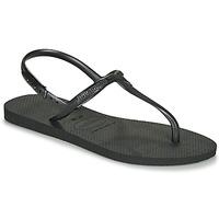 Zapatos Mujer Sandalias Havaianas TWIST Negro