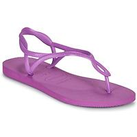 Zapatos Mujer Sandalias Havaianas LUNA Violeta