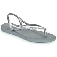 Zapatos Mujer Sandalias Havaianas SUNNY II Plata