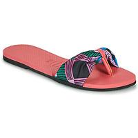 Zapatos Mujer Chanclas Havaianas YOU SAINT TROPEZ Rosa