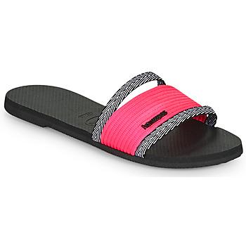 Zapatos Mujer Sandalias Havaianas YOU TRANCOSO Negro