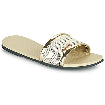 Zapatos Mujer Sandalias Havaianas YOU TRANCOSO PREMIUM Beige