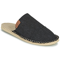 Zapatos Zuecos (Mules) Havaianas ESPADRILLE MULE ECO Negro
