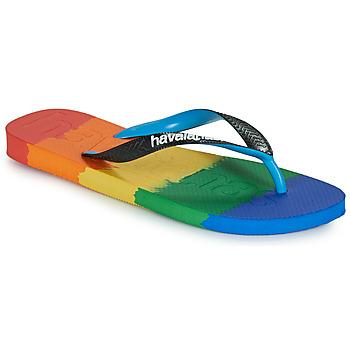 Zapatos Chanclas Havaianas TOP LOGOMANIA MULTICOLOR Multicolor