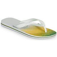 Zapatos Chanclas Havaianas BRASIL FRESH Blanco