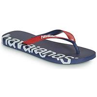 Zapatos Chanclas Havaianas TOP LOGOMANIA HIGHTECH Azul