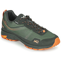 Zapatos Hombre Senderismo Millet HIKE UP GORETEX Verde / Negro