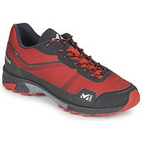 Zapatos Hombre Senderismo Millet HIKE Rojo