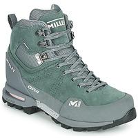 Zapatos Mujer Senderismo Millet GR4 GORETEX Verde / Negro