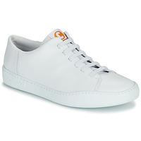 Zapatos Hombre Zapatillas bajas Camper TOURING Blanco