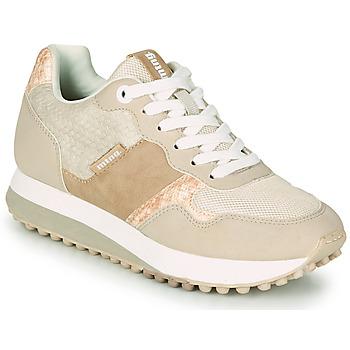 Zapatos Mujer Zapatillas bajas MTNG 60033 Beige