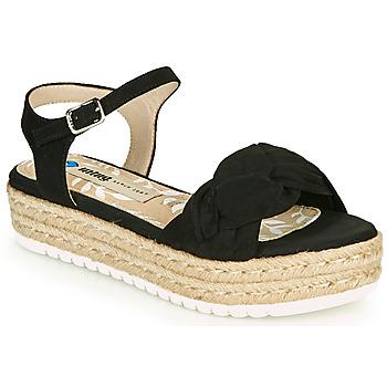 Zapatos Mujer Sandalias MTNG 50687 Negro