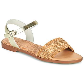 Zapatos Mujer Sandalias MTNG 51010 Marrón