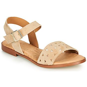 Zapatos Mujer Sandalias MTNG 51062 Beige