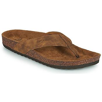 Zapatos Hombre Chanclas Rip Curl FOUNDATION Marrón