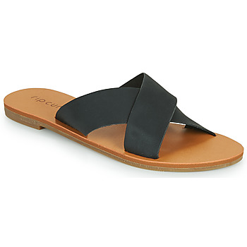 Zapatos Mujer Zuecos (Mules) Rip Curl BLUEYS Negro