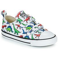 Zapatos Niño Zapatillas bajas Converse CHUCK TAYLOR OX Multicolor