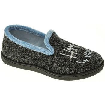 Zapatos Mujer Pantuflas Roal ZAPATILLAS SEÑORA  GRIS Gris