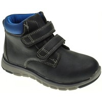 Zapatos Niño Botas de caña baja K-Tinni BOTIN NIÑO  AZUL Azul