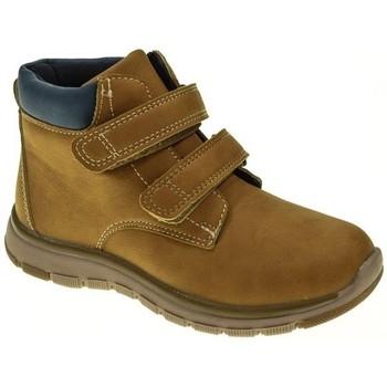 Zapatos Niño Botas de caña baja K-Tinni BOTIN NIÑO  CAMEL Marrón