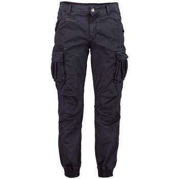 textil Hombre Pantalón cargo Scout Pantalones  Cargo Hombre Azul (pnt1389-azul) Azul