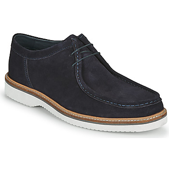 Zapatos Hombre Derbie Base London BARNUM Azul