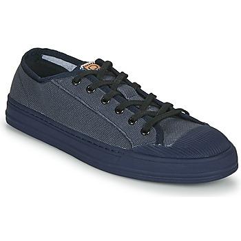 Zapatos Hombre Zapatillas bajas Base London CARGO Azul