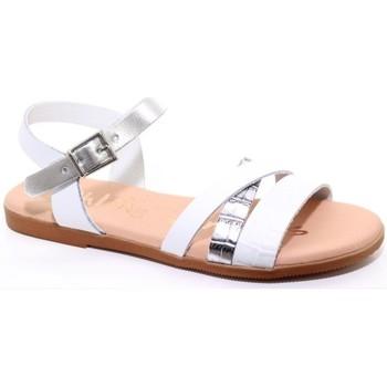 Zapatos Niña Sandalias Oh My Sandals 24562-24 Blanco