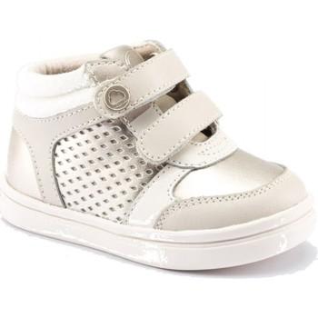 Zapatos Zapatillas altas Mayoral 42142 Bota deportiva Oro Oro