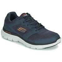 Zapatos Hombre Zapatillas bajas Skechers FLEX ADVANTAGE 4.0 Navy