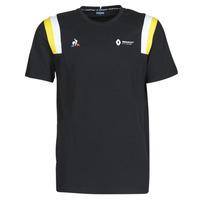 textil Hombre Camisetas manga corta Le Coq Sportif RENAULT FANWEAR 20 Tee SS M Negro