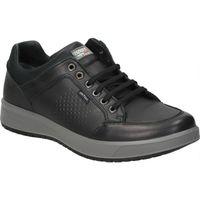 Zapatos Hombre Zapatillas bajas Grisport ZAPATOS  43601 CABALLERO NEGRO Noir