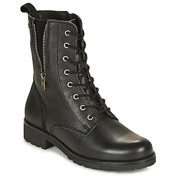 Zapatos Mujer Botas de caña baja TBS PEYTONE Negro