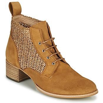 Zapatos Mujer Botas de caña baja Muratti REAUX Whisky