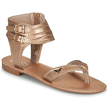 Zapatos Mujer Sandalias Les Petites Bombes VALENTINE Rosa