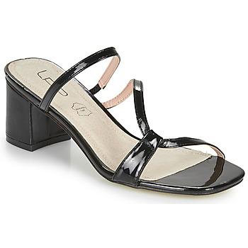 Zapatos Mujer Zuecos (Mules) Les Petites Bombes BERTHINE Negro