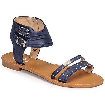 Zapatos Mujer Sandalias Les Petites Bombes BELIZE Azul