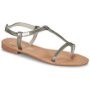 Zapatos Mujer Sandalias Les Petites Bombes BULLE Gris