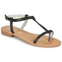 Zapatos Mujer Sandalias Les Petites Bombes BULLE Negro