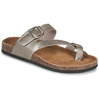 Zapatos Mujer Zuecos (Mules) Les Petites Bombes BARIZA Gris
